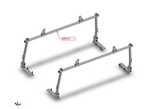 Erickson 07706 Steel Truck Rack, 78