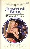 Master of Passion, Jacqueline Baird, 0373116837