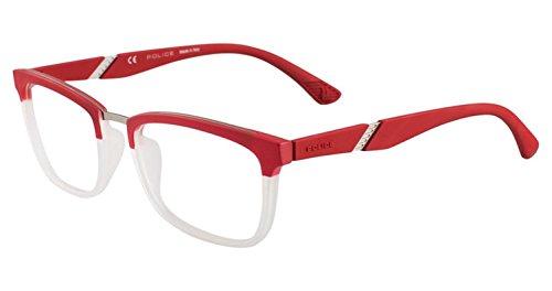 Eyeglasses Police VPL 390 Shiny Crystal 07Bm (Glasses Frames Police)