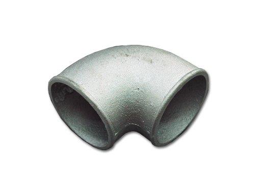 CXRacing 3.5 Inch Cast Aluminum 90 Degree Elbow Pipe (Cast Aluminum Elbow)