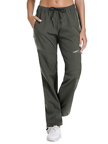 Women's Cargo Hiking Pants Stretch Pants