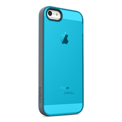 Belkin Candy Sheer iPhone Turquoise