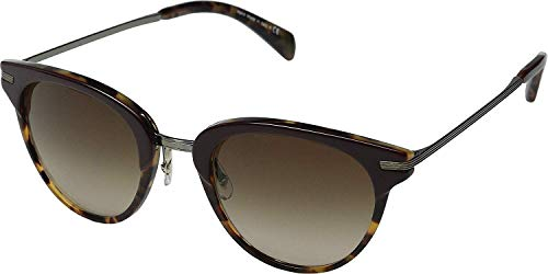 Paul Smith JARON PM8253S - 153413 Sunglasses Burgundy/Spotty Tortoise/Antique Gold w/Umber Gradient Mirror 51mm - Paul Smith Shoes Women