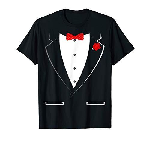 Tuxedo T Shirt Cute Gentlemen Tuxedo Style