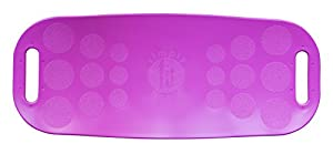 Simply Fit Board 30045  Abs Legs Core Workout Balance Board (Magenta)