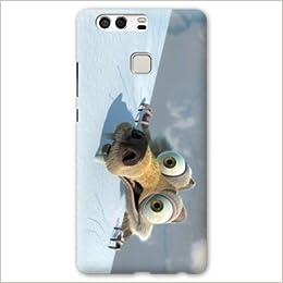 Case Carcasa Huawei P9 Lite Dessin anime - - Scrat Glace B ...