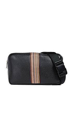 Paul Bags Smith (Paul Smith Men's Crossbody Bag, Black, One Size)