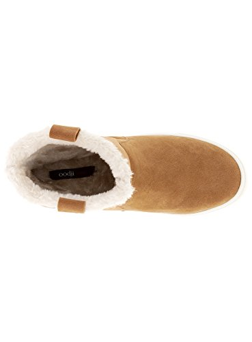 Chaussures Ultra oodji Femme Chaudes Doubl qSBAZ