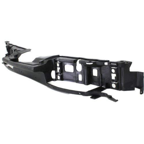 Header Panel Compatible with OLDSMOBILE ALERO 1999-2004 Thermoplastic Black