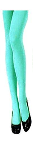 SACASUSA Stretchy Microfiber Tights Stockings