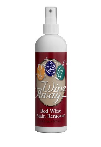 Wine Away Red Wine Stain Remover,12-Ounces (Get Coffee Stain Out Of White Shirt)