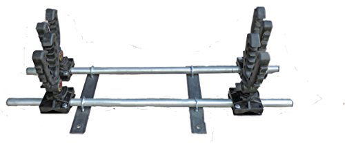 Polaris Ranger and General DOUBLE Bow Carrier Hornet Outdoors Made in USA R-3028 - Polaris Bow Rack Ranger