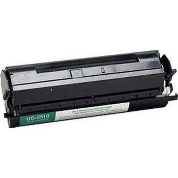 Panasonic - UG5510 - Toner cartridge black - 9000 (Dx Fax Panafax 800 Panasonic)