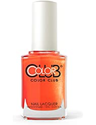 Color Club Nail Lacquer, Foxy Mama, 0.5 Ounce