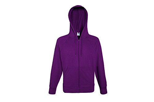 Rouge Sweat Capuche Homme 41 Of Hooded Lightweight Loom The Fruit Jacket burgundy XfwZqz4T