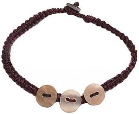 bracelet coquillage enfant
