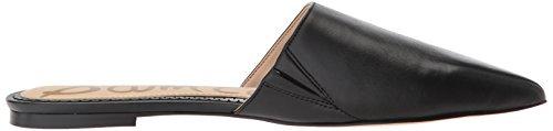 Sam Edelman Mujeres Rumi Mule Black Leather