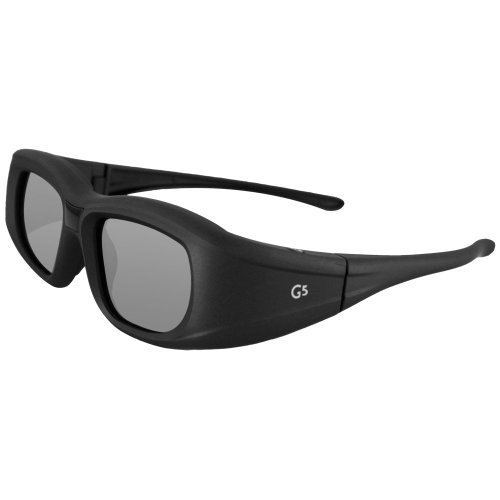 G5 Universal 3D Glasses (IR & Bluetooth Compatible) by Quantum 3D