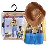 Disney Toy Story Woody Child Halloween Costume Size M (7-8)