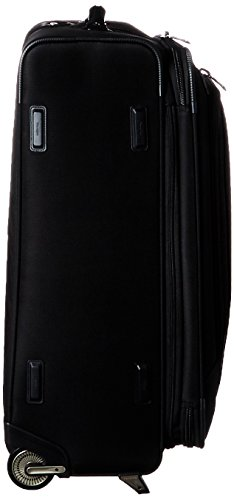Travelpro Crew 11 Expandable Rollaboard Wheeled Suiter Suitcase, Black by Travelpro (Image #2)