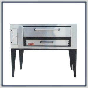 Marsal & Sons SD-448 Gas Pizza Deck Oven w/ (1) 8''H x 36'' x 48'' Baking Chamber by Marsal