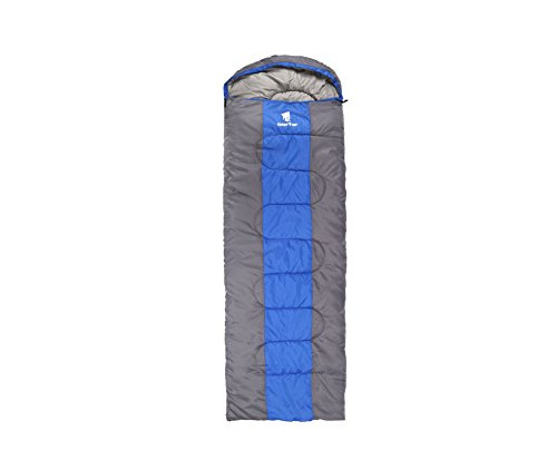 GEERTOP-3-Season-Envelope-Sleeping-Bag-5C-to-12C-Lightweight-Attachable-For-Camping-Hiking-Backpacking