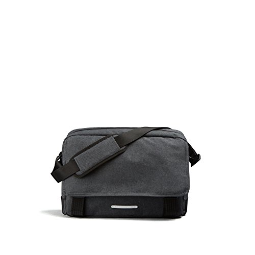 Rawrow Fashion School Bookbag Crossbag R Cross 310 Wax Haze (Black )