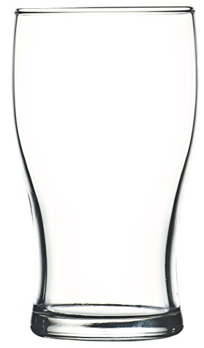 (Hospitality Glass Brands 42737-012 Tulip (Pack of 12), 10 oz.)