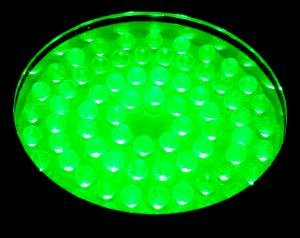 WDM Lighting LED Colorwater 72 Green Submersible - -