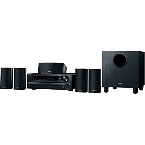 Onkyo HT-S3700 5.1-Channel Home Theater Receiver-Speaker Package
