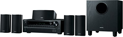 Onkyo HT-S3700 5.1-Channel Home Theater Receiver/Speaker