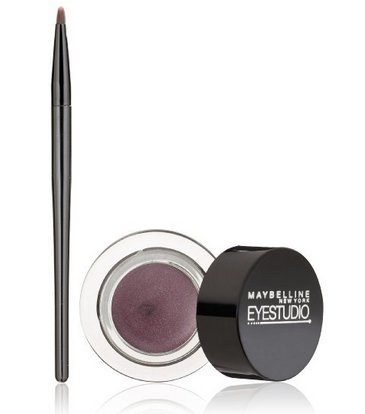 Maybelline New York Eye Studio Lasting Drama Gel Eyeliner, Eggplant [956], 0.106 oz (Pack of 2)