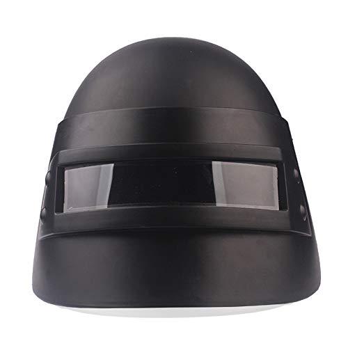 Sannysis Game Cosplay Mask Battlegrounds Level 3 Helmet Cap Props ()