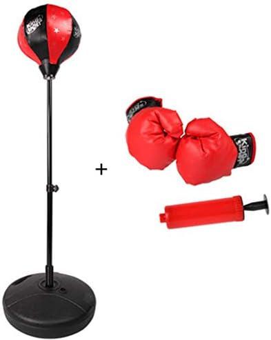 パンチボール、環境に優しいスタンディングスピードバッグ、空のグローブをボクシングするのに適した有害物質なしテコンドー