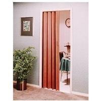 Spectrum HEN3280F Encore Accordion Door, 24-36 x 80-Inch, Reddish Brown Wood by LTL Wholesale, Inc. - DROPSHIP by Spectrum