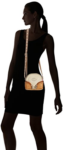 Materiale Multicolore Poodlebag Cognac Mehrfarbig styling Tracolla Moda Femmina sabbia köln Tedesco Sintetico HHq8xYf