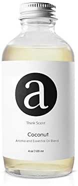 Coconut for Aroma Oil Scent Diffusers - 120 milliliter
