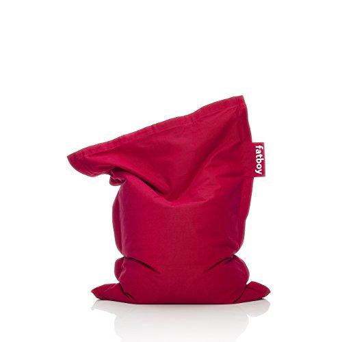 Fatboy Junior Stonewashed Bean Bag, Red by Fatboy