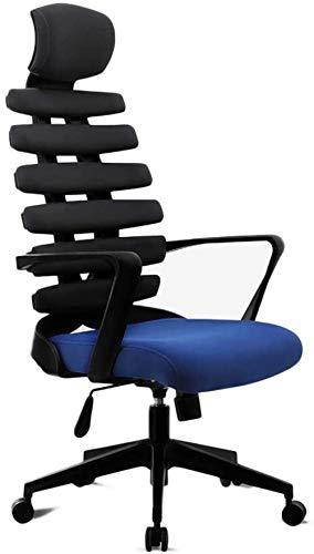 Kontorsstol ergonomisk dator stol skrivbord stol svängbar stol spelstol hem amning midja ben rygg fåtölj