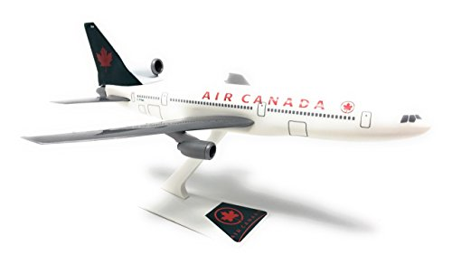 Air Canada Model - Air Canada (94-04) L-1011 Airplane Miniature Model Snap Fit 1:250 Part#ALK-10110I-014