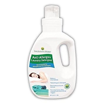 The Ecology Works Anti Allergen Solution Laundry Detergent, 40 ()