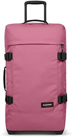 Eastpak Tranverz M Maleta, 67 cm, 78 L, Rosa (Salty Pink): Amazon.es: Equipaje