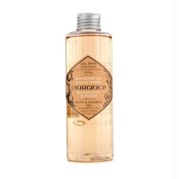 Gel Scented Perfume (Durance Mandarin and Ginger Bath & Shower Gel 200ml/6.7oz)
