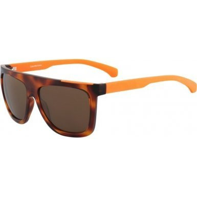 Calvin Klein Jeans CKJ756S-239 CKJ756S Amber Tortoiseshell Sunglasses