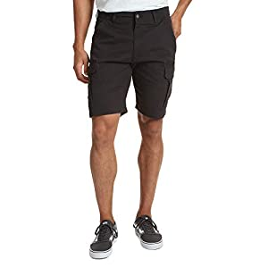 Wrangler Men's Classic Relaxed Fit Stretch Cargo Short