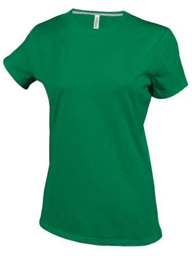 Kariban Damen Figurbetontes Ladies T-Shirt K380 Tropical Blue S