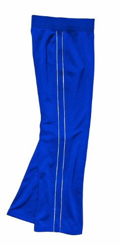 Charles River Apparel 5985 Women's Olympian Pant,Royal/White,2XL