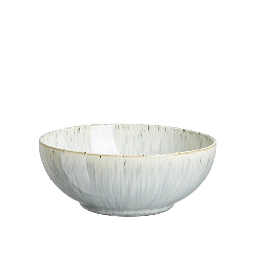 Denby USA Halo Coupe Cereal Bowl, Speckle (Denby Dinnerware Bowls)