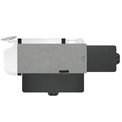 SAILEAD Gray Sun Visor Sunshade Extender for Car