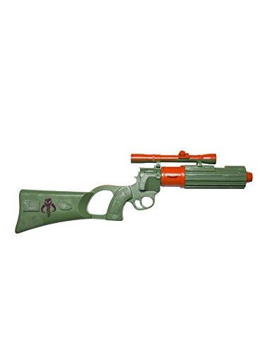 Rubie's Star Wars Men's Classic Boba Fett Blaster, Multi, One -